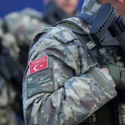 Turkish Army Force